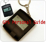 GPS Personal Guide